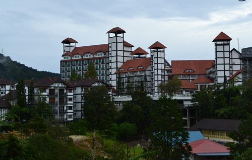 cameron highlands guesthouse, tanah rata, maleisie, backpacken, hostels