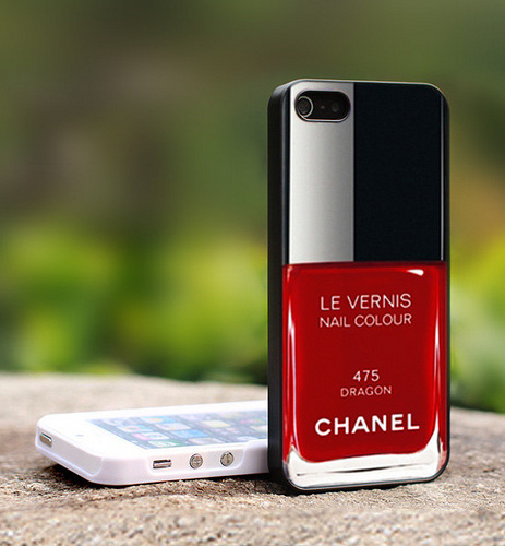 Chanel iphone case