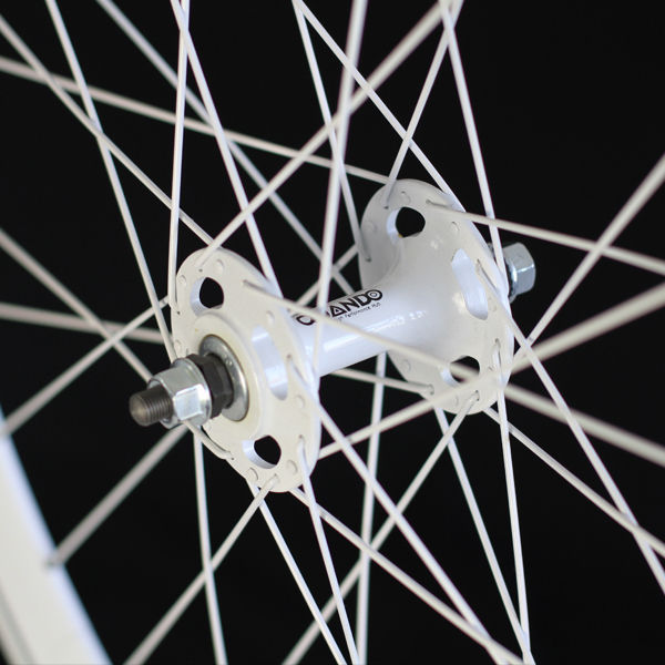 Fixie spy | Update wheelset