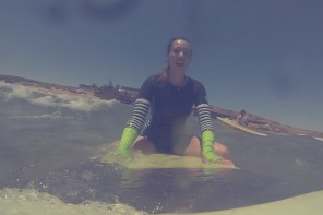 Happiness Comes in SaltyWater: Surfen in Fuerteventura